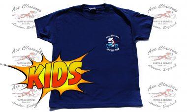 Ace Classics - Kids Tiger Cub T-shirt