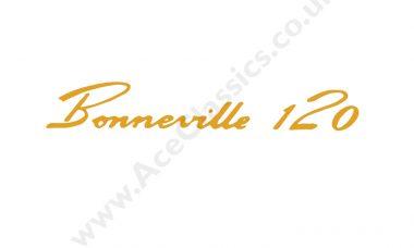 Triumph - Bonneville 120 Transfer