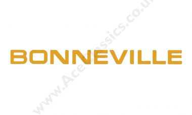Triumph – Bonneville Transfer