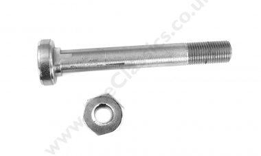 Triumph - Rigid Gear Box Pin and Nut F1681 S4-13