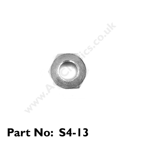 Triumph - Rigid Gear Box Pin Nut S4-13