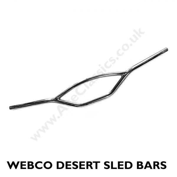 Triumph - Webco Desert Sled Handle Bars