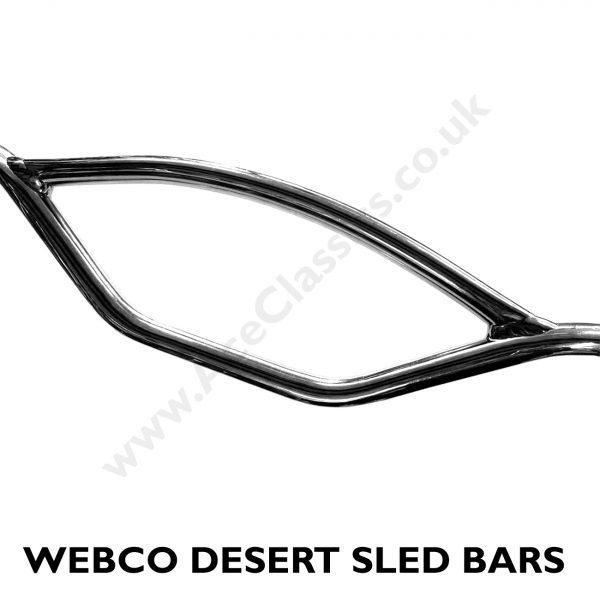 Webco Desert Sled Bars