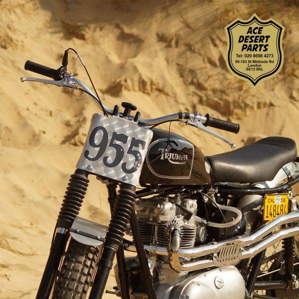 "Triumph - ""955"" McQueen Style Handlebar"