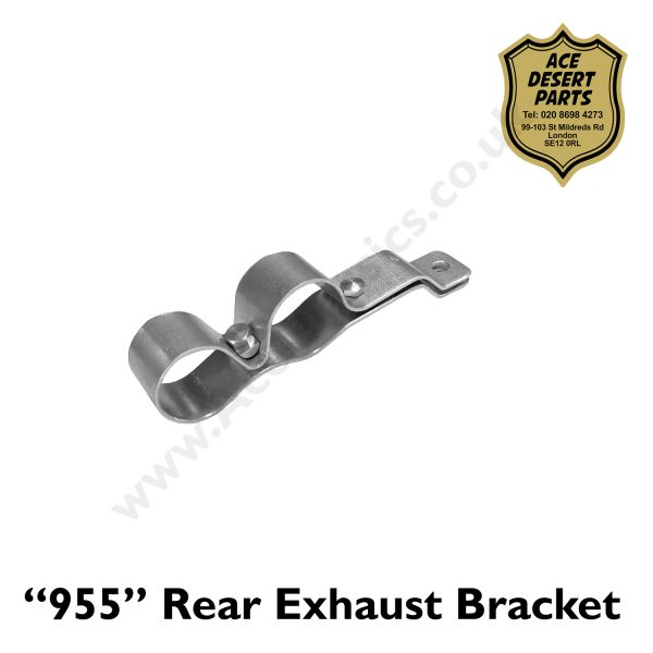 """955"" Pre Unit Rear Exhaust Pipe Bracket"