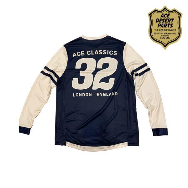 "Ace Classics - Vintage ""32"" Motocross Jersey"