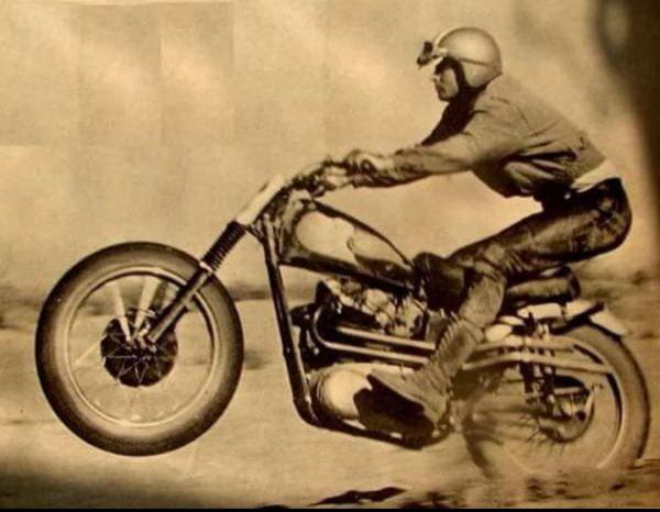 "Triumph - Bud Ekins Style Pipes ""955"""