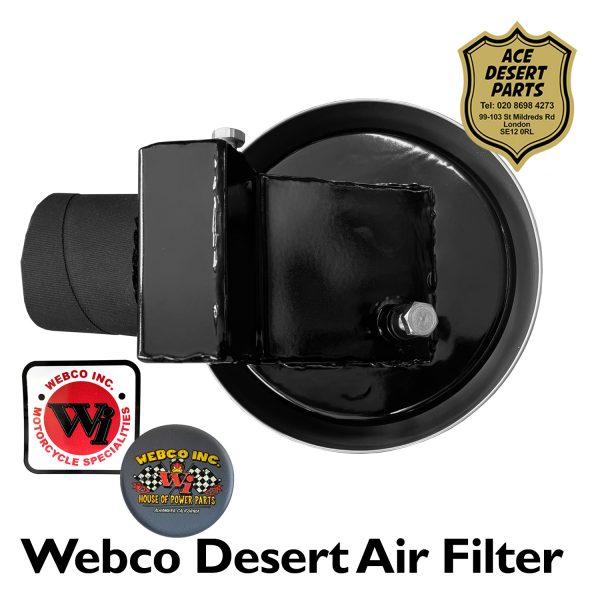 Webco Desert Air Filter
