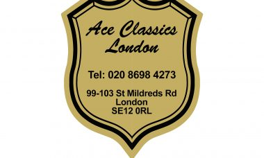 Ace Classics Dealer Sticker