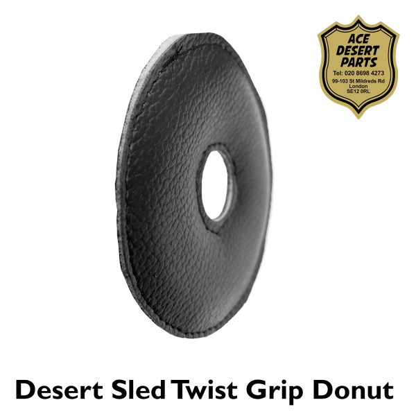 Desert Sled Twist Grip Donut