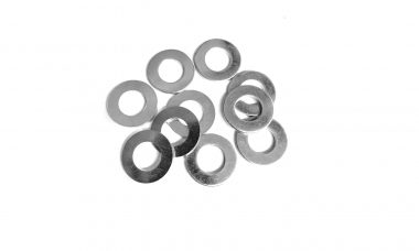 Pack of 10 x 3/8th Plain Washers S25-2