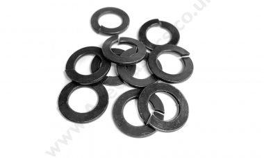 Pack of 10 x 3/8th Spring Washers S26-1