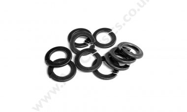 "Pack of 10 x 1/2"" Spring Washers SCZ45"