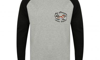 Limited Edition 30 Year Long Sleeve Baseball T-shirt