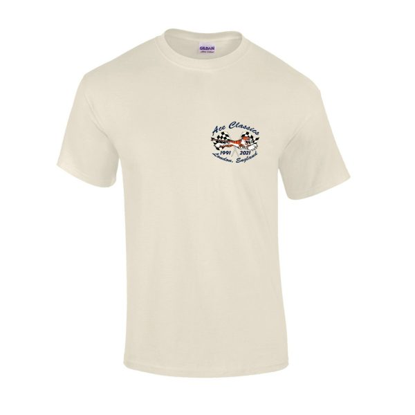 Limited Edition 30 Year Off-White T-Shirt