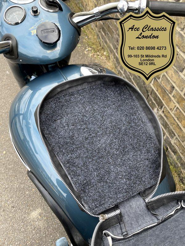 Classic Motorcycle Tank Bag