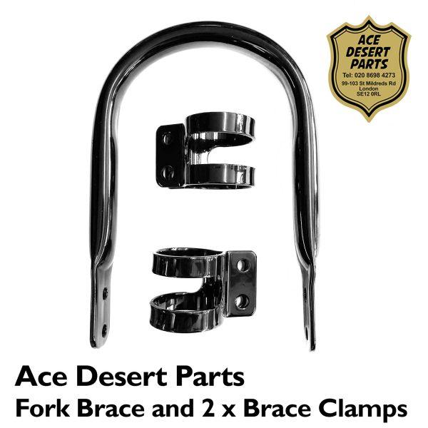 Ace Desert Parts Fork Brace