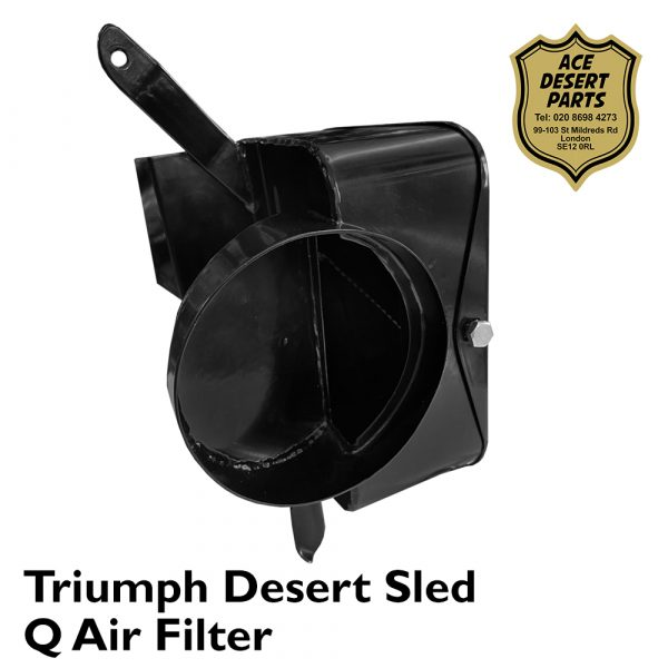 Triumph Desert Sled Q Air filter