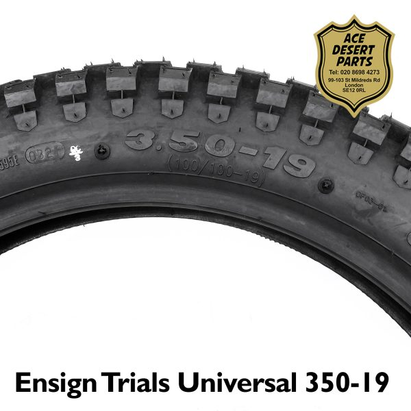 Ensign Trials Universal 350-19 Front Tyre