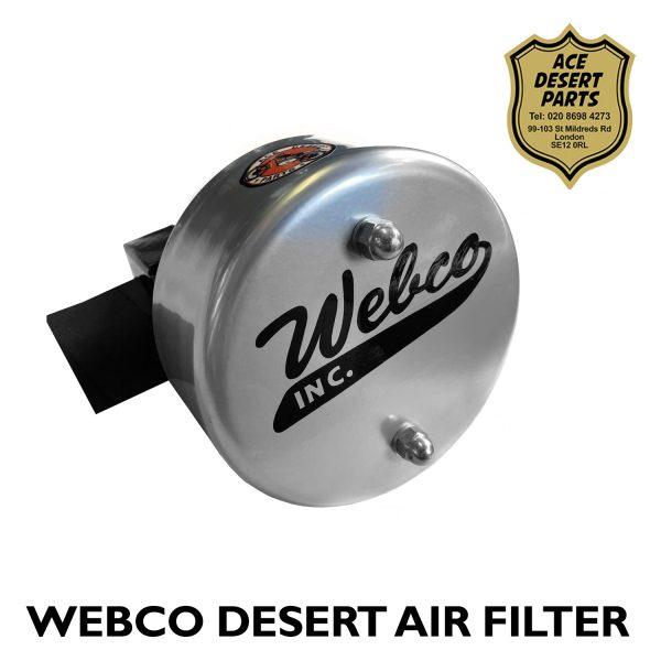 Webco Style Desert Air Filter