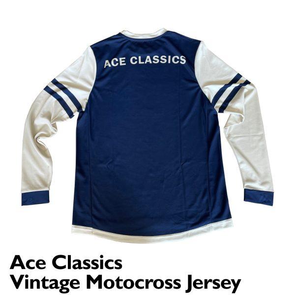 Ace Classics – Vintage Motocross Jersey
