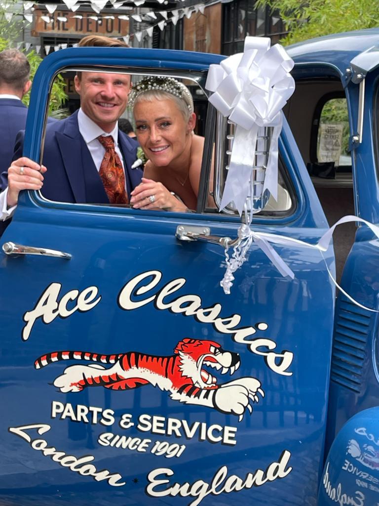 wedding vehicle hire
