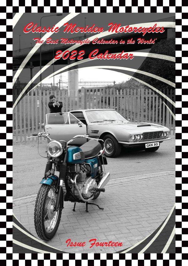 2022 Triumph Calendar
