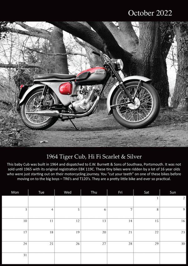 2022 Ace Classics Calendar