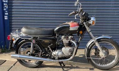 1979 Triumph T140