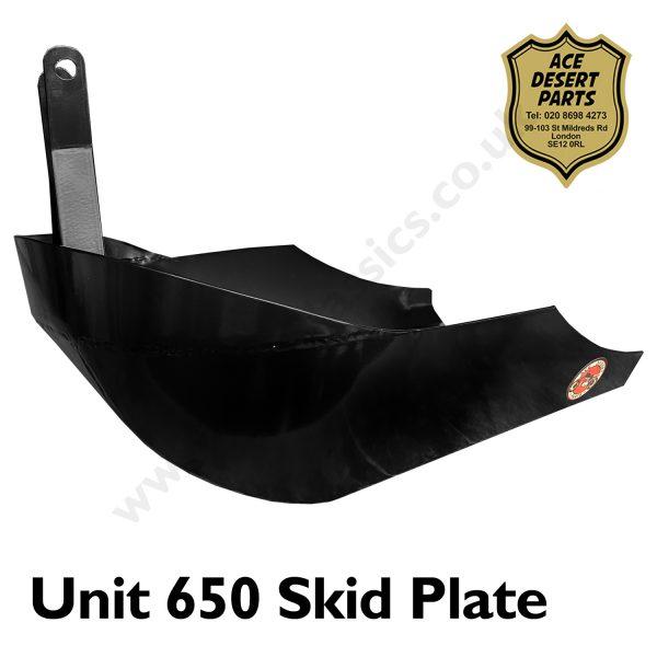 Triumph - Unit 650 Skid Plate