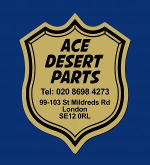 Ace Desert Parts